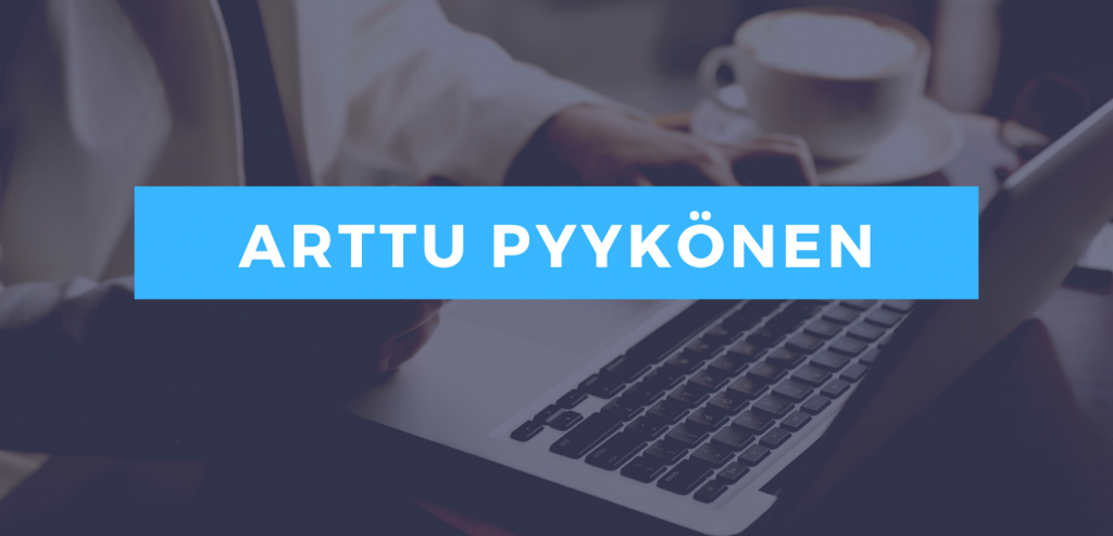 Arttu Pyykönen site image